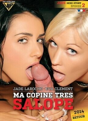 Jade Laroche  Eva Clément My Very Slutty Friend
