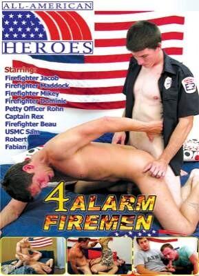 4 Alarm Firemen