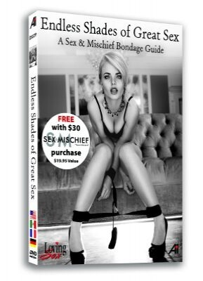 Endless Shades of Great Sex Promo DVD