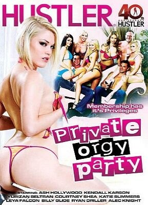 Private Party Orgy