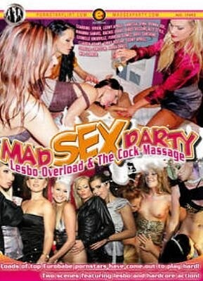 Mad Sex Party Lesbo Overload And The Cock Massage