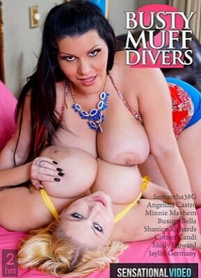 Busty Muff Divers 2