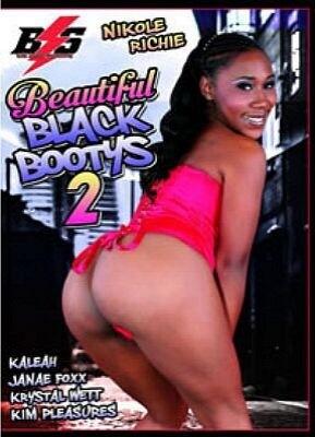 Beautiful Black Bootys 2