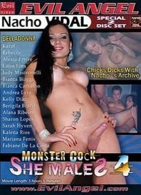 Monster Cock She Males 4
