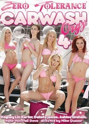 Car Wash Orgy 4