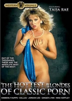 Hottest Blondes Of Classic Porn