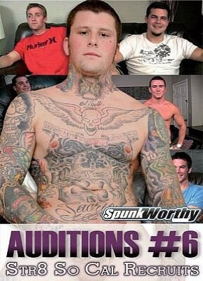 Auditions 6 Str8 SoCal Recruits
