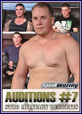 Auditions 7- STR8 Military Recruits