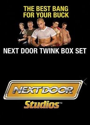 Next Door Twink Box Set