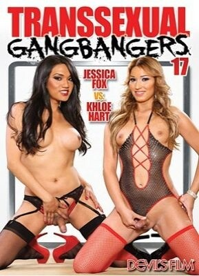 Transsexual Gangbangers 17