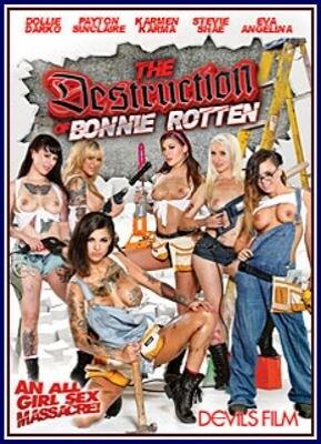 The Destruction of Bonnie Rotten