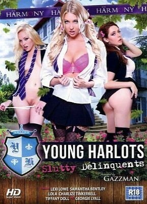 Young Harlots Slutty Delinquents