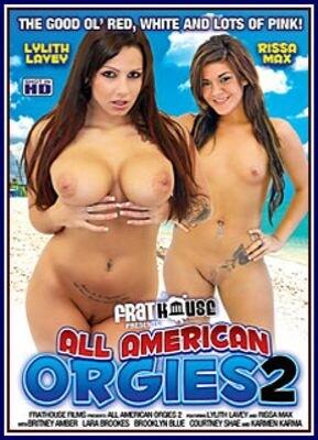 All American Orgies 2