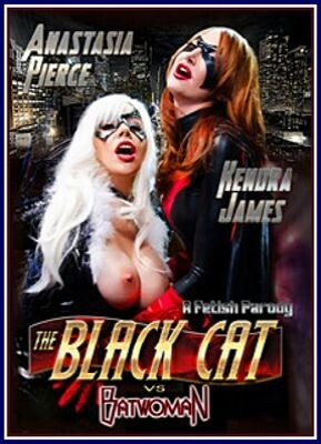 The Black Cat vs. Batwoman