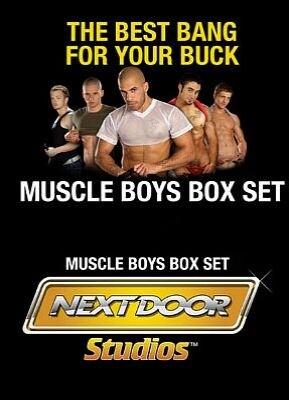Muscle Boys Box Set