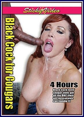 Black Cock For Cougars
