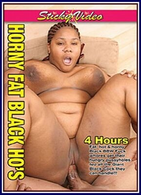 Horny Fat Black Ho's