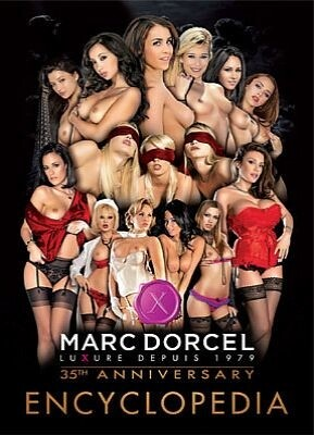 Marc Dorcel 35th Anniversary Encyclopedia (6 DVD Box-Set)