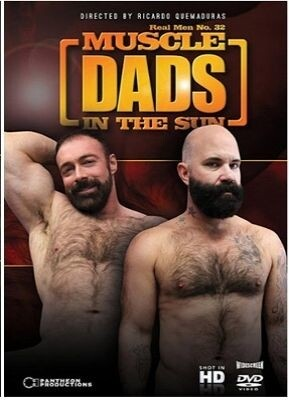 Real Men 32: Muscle Dads In The Sun