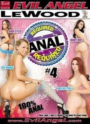 Anal Required 4