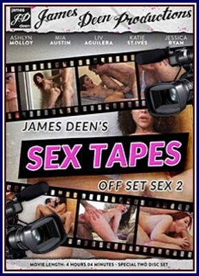 James Deen's Sex Tapes: Off Set Sex 2