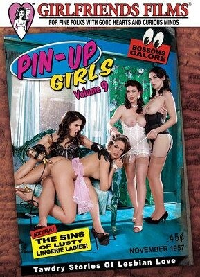 Pin-Up Girls, Vol. 9