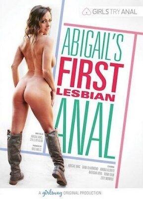 Abigail's First Lesbian Anal