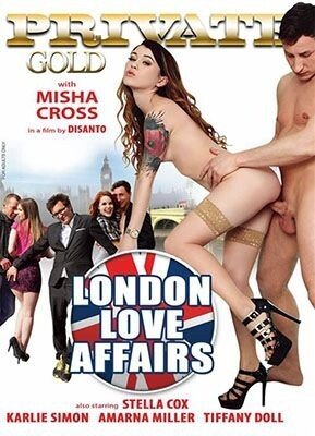Private Gold: London Love Affairs