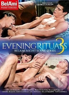 Evening Rituals 3: Bel Ami Night Scene Series