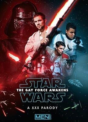 Star Wars: The Force Awakens, A XXX Parody