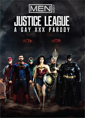 Justice League: A Gay XXX Parody