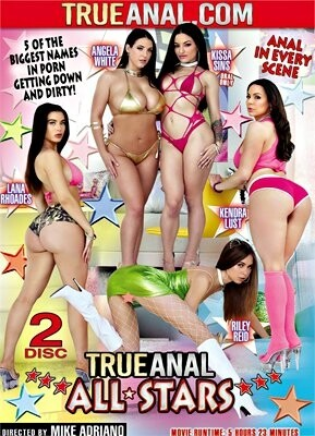 True Anal All-Stars