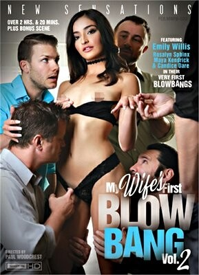 My Wife's First Blowbang 2
