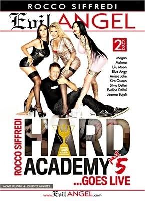 Rocco Siffredi's Hard Academy 5
