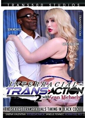 Interracial Trans Action 2: Sean Michaels