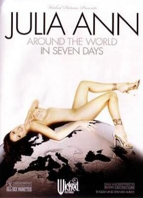 Julia Ann Around The World In Seven Days