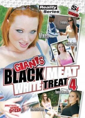 Giants Black Meat White Treat 4