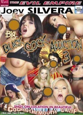 Big Black Cock Addiction 3