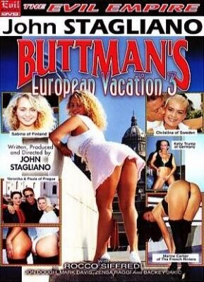 Buttman's European Vacation 3