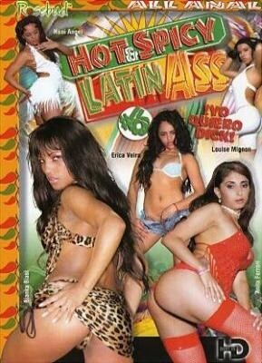 Hot And Spicy Latin Ass 6