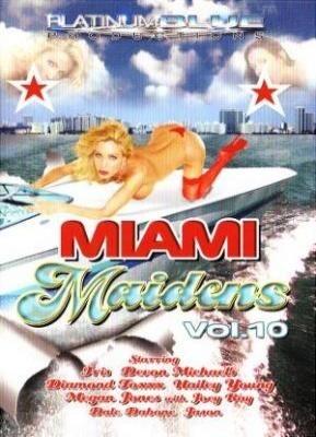Miami Maidens Volume 10