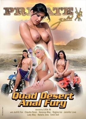 Private Gold 94: Quad Desert Anal Fury