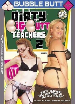 Dirty Big Butt Teachers 2