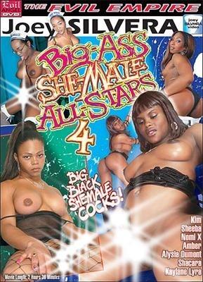 Big-Ass She-Male All Stars 4