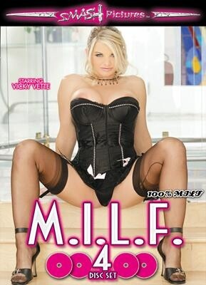 MILF 4 pack: Cheating Housewives 1-4