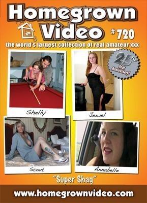 Homegrown Video 720: Super Shag