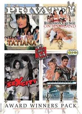 Private DVD Pack: Award Winners Pack