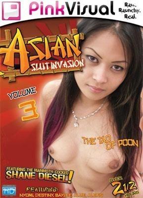 Asian Slut Invasion #3