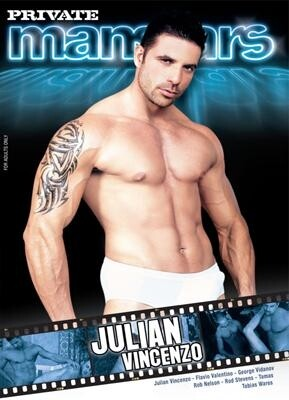 Private Manstars 11: Julian Vincenzo