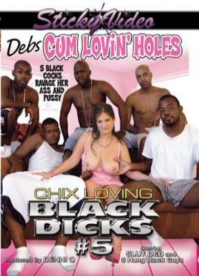 Chix Loving Black Dicks 5